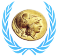 WikiProject Numismatics Ancient Greek coins taskforce concept logo (2017).png