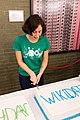 WikidataCon 2019 - 2019-10-25 -DSCF6155 - Slicing the birthday cake by Lea.jpg