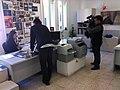 Wikipedian in Residence at Museu d'Art Jaume Morera- press presentation (8).JPG