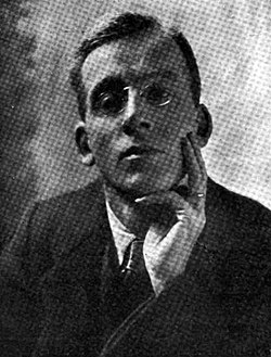 Wilfrid Wilson Gibson in The Bookman volume 57 December 1919 p. 101.jpg