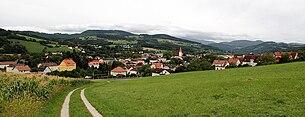 North view of Wilhelmsburg