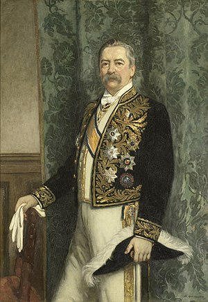 Willem Rooseboom - Portrait of Willem Rooseboom (1905)