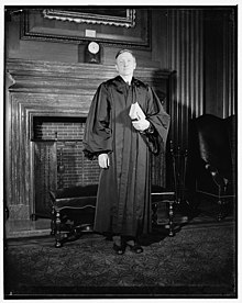 Justice William O. Douglas portrait
