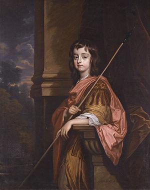 William Seymour, 3rd Duke of Somerset - William Seymour, 3rd Duke of Somerset (ca 1650-1671)