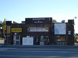 Winchester, California - The Winchester Store