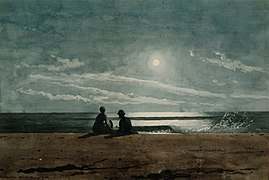 Winslow Homer - Moonlight.jpg