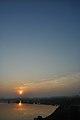 Winter Solstice Sunset - Kolkata 2011-12-22 7698.JPG