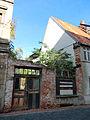 Wismar Boettcherstrasse Ruine 2 2012-10-16.jpg