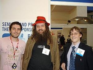 Alan Cox - Alan Cox at the LinuxWorldExpo