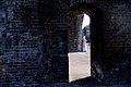 Woman in Brick Archway 4888631406.jpg