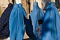 Women in burqa with their children in Herat, Afghanistan.jpg