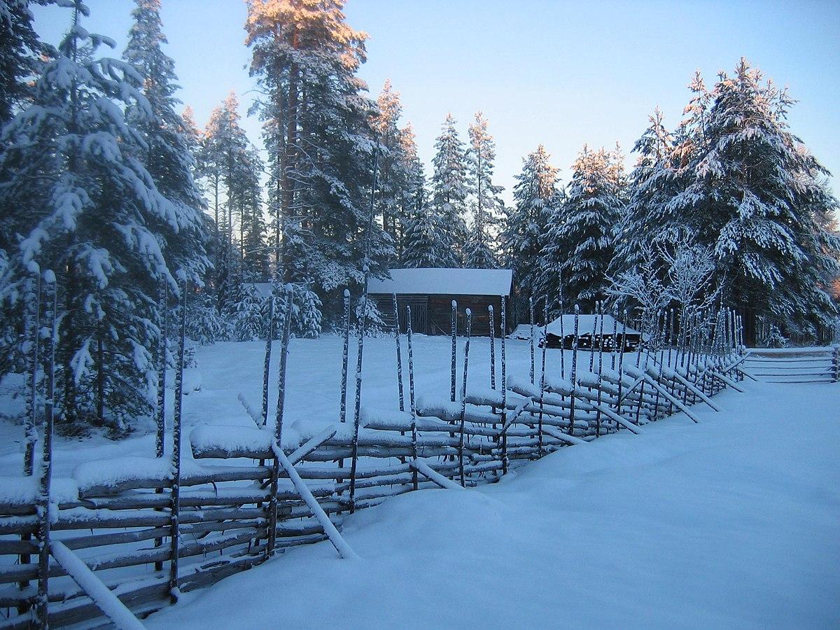 Roundpole Fence Wikipedia