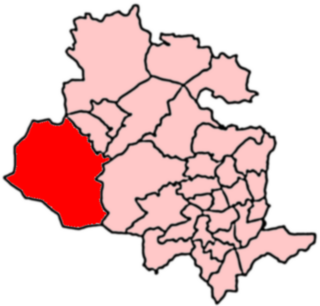 Worth Valley Local council ward in West Yorkshire, England