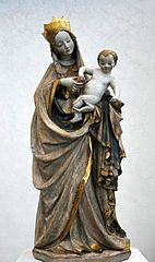 Beautiful Madonna of Wrocław
