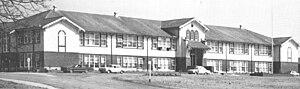 Ware Shoals, South Carolina - Historic Ware Shoals High School