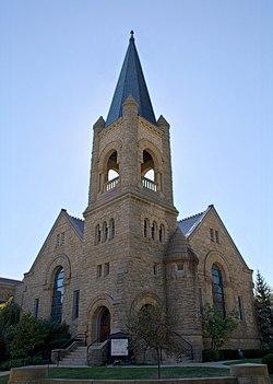 Wyoming Presbyterian Church Wikipedia