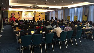 X-tigi Mobile - X-Tigi A1 Plus Launch 2017 in Kenya