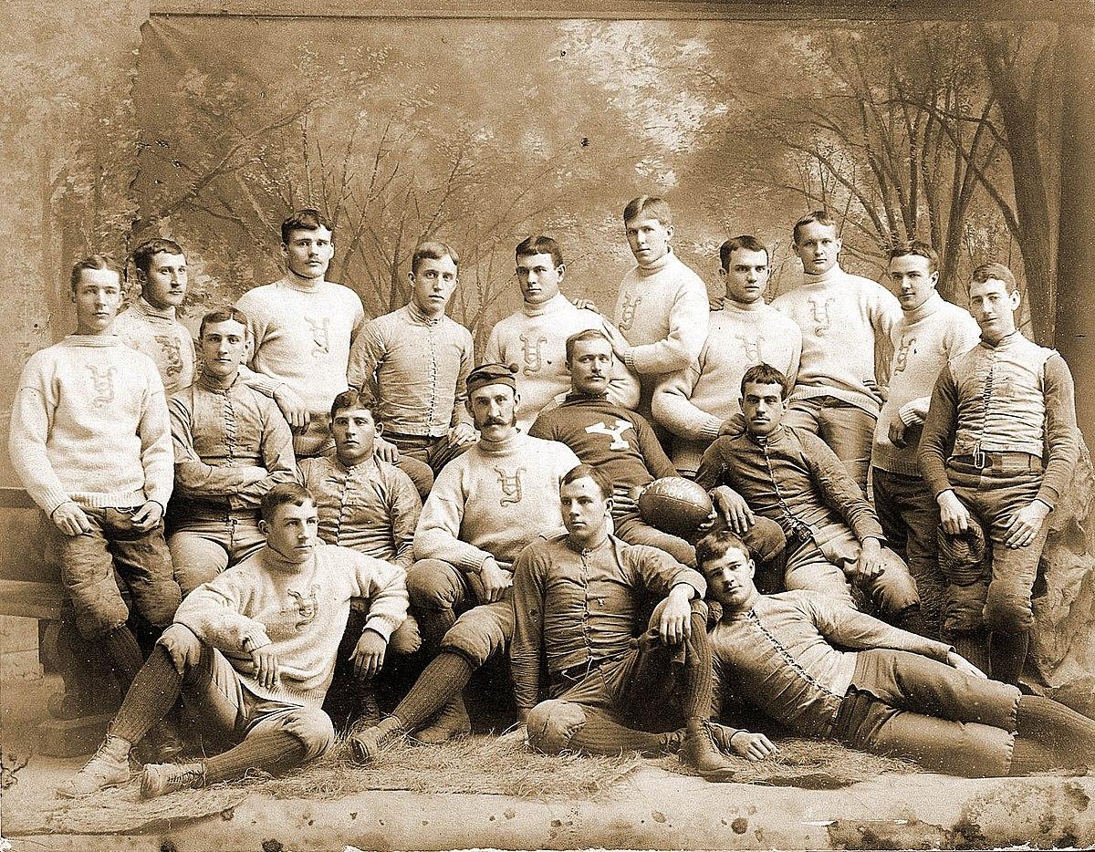 1886 yale bulldogs football team wikipedia