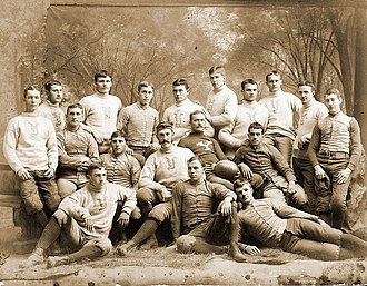 1886 college football season - 1886 Yale Bulldogs