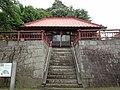 Yamanashioka shrine Yamanashi-City in the Mt.Ishimori №1.JPG