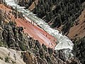 Yellowstone River (Grand Canyon of the Yellowstone, Wyoming, USA) 37 (33811909338).jpg