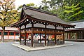 Yoshida-jinja (Kyoto), haiden.jpg