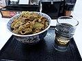 Yoshinoya beef bowl (very extra large portion).jpg