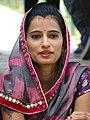 Young Woman in Shalimar Bagh Garden - Srinagar - Jammu & Kashmir - India (26748809872).jpg