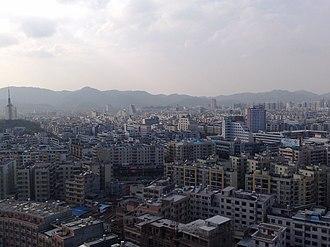 Heyuan - Image: Yuancheng 01