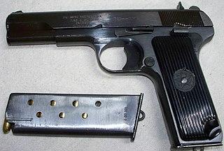 Zastava M57 semi-automatic pistol