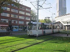 Putselaan te Rotterdam
