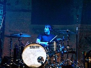 Zac Farro - Farro performing in 2009