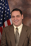 Zack Space, official 110th Congress photo