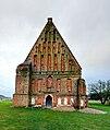 Zapyshkis old church, western gable.jpg