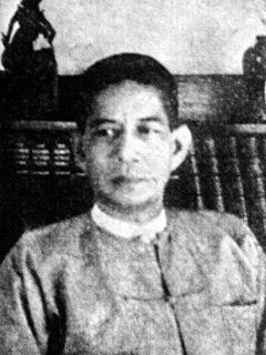 Zawgyi (writer) Burmese writer
