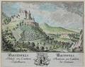 Zentralbibliothek Solothurn - Wartenfels Schloss im Canton Solothurn Wappen - a0187.tif