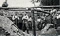 Ziemianka komendy I Brygady pod Wyżnicą, 1915.jpg