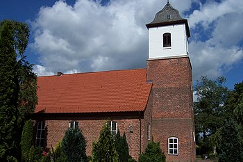 Zionskirche Worpswede