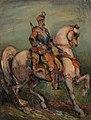 Zygmunt Waliszewski Horserider 1923.jpg
