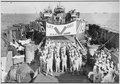 """1909th Engineers Aviation Battalion (Negro) aboard LST 683."", 08-15-1945 - NARA - 520691.tif"