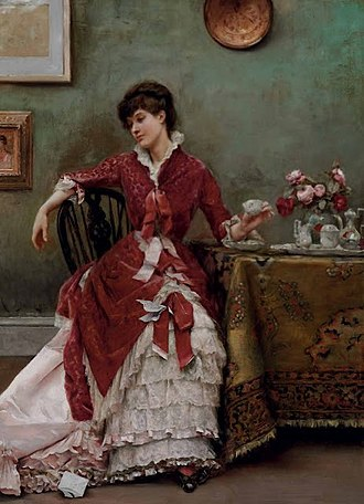 Disappointment - Disappointment (1882), by Julius LeBlanc Stewart