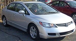 Acura CSX - 2007 Acura CSX