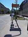 'Zalaegerszeg, Kossuth Lajos utca' bus stop, 2020 Zalaegerszeg.jpg