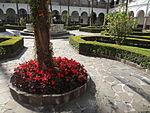 (Iglesia de San Francisco, Quito) Convento pic.ab06 interior courtyard.JPG