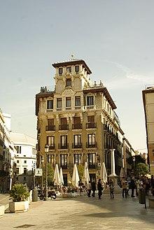 Casa palacio de ricardo august n wikipedia la enciclopedia libre - Casa ricardo madrid ...