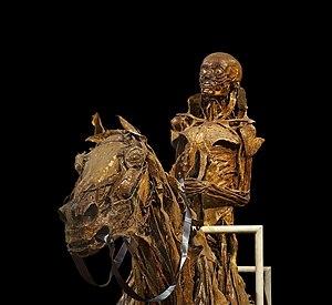 Honoré Fragonard - Image: Écorché cavalier Fragonard Alfort 1