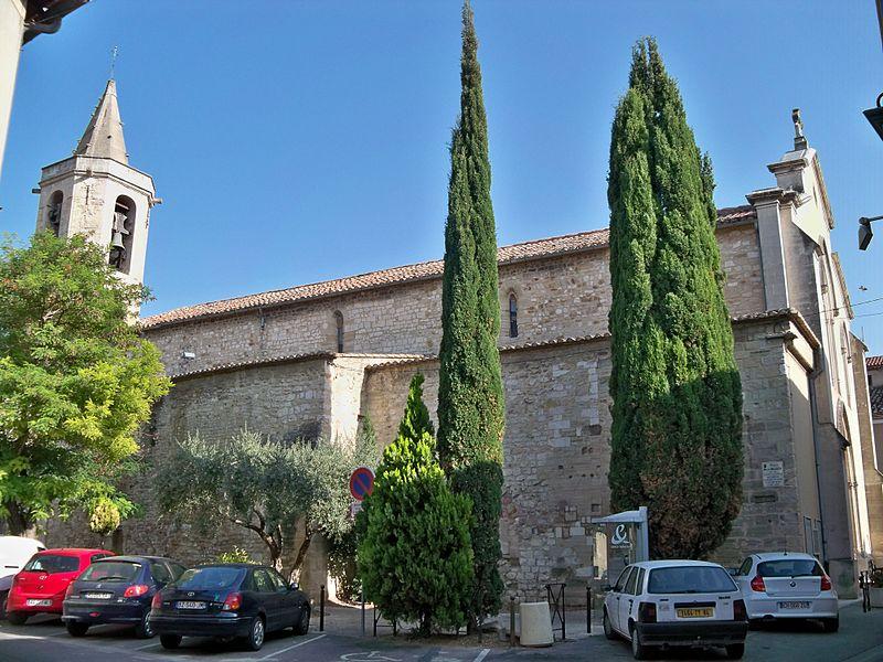 église Notre Dame de Nazareth à Monteux (84)