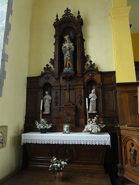 Église Notre-Dame-de-l'Assomption de Boulogne-sur-Helpe