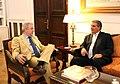 Συνάντηση ΥΠΕΞ Δ. Αβραμόπουλου με Πρέσβη Σερβίας. (7643914670).jpg