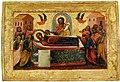 Ікона Успіння Пресвятої Богородиці Лавська іконописна школа.jpg